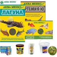 Корм для рыб Аква Меню купить в интернет магазине
