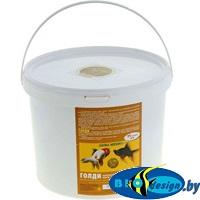 АКВА МЕНЮ ГОЛДИ — хлопьевидный ежедневный корм для золотых рыбок, 2 кг (11 л)