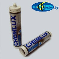 Клей Chemlux 9013 (герметик для аквариумов), прозрачный
