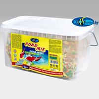 купить корм для прудовых рыбок