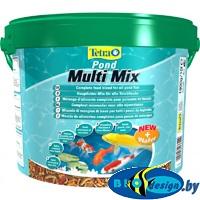 купить Корм для прудовых рыб Tetra Pond Multi Mix 10 л