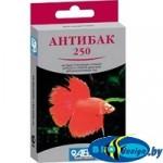 Антибак 250 — 6 табл. (АВЗ) лекарство для рыб