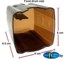 Автоматическая аквариумная кормушка Dophin AF-012 купить