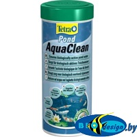 TetraPond AquaClean профилактическое средство для пруда купить 300 мл на 6000 л