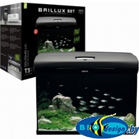 купить Aquael Brillux 60 фигурный аквариум