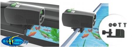 Автоматическая кормушка для рыб TETRA MY FEEDER (новинка от Tetra)
