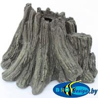 Грот-вулкан Resin Volcano 5155 (AquaEl) для AirLight серый (202120)