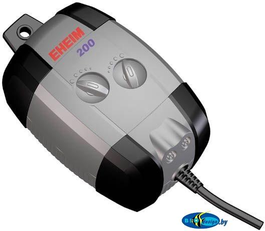 Компрессор для аквариума EHEIM air pump 200