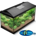 Прямоугольный аквариум AQUAEL LEDDY SET 40 черный, 25 л