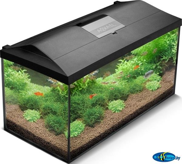 Прямоугольный аквариум AQUAEL LEDDY SET