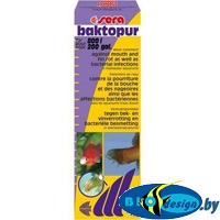 SERA Baktopur 50 мл химия аквариумная