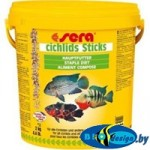 Sera Cichlids Sticks (расфасовка)