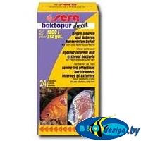 Лекарство для рыб (sera baktopur direct) 24 таблетки