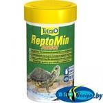 Tetra ReptoMin Junior 250 мл корм для водных молодых черепах