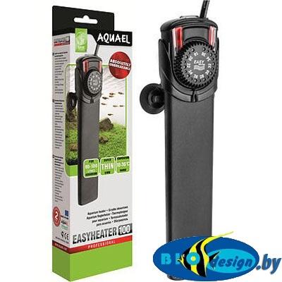 100 W EASY HEATER (AQUAEL) электронный пластиковый нагреватель