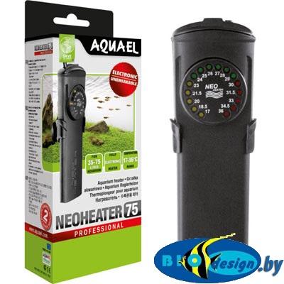 75 W EASY HEATER (AQUAEL) электронный пластиковый нагреватель