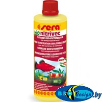 Кондиционер для воды SERA bio nitrivec 500 мл