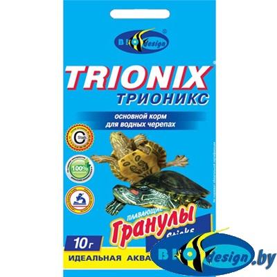 Корм для черепах Биодизайн Трионикс 10 г