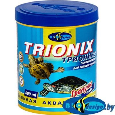 Корм для черепах Биодизайн Трионикс 500 мл