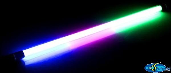 Подсветка подводная Submersible Light Tri Color трехцветная (50 см, 12 W)