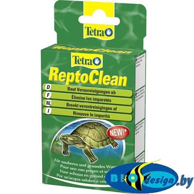 Tetra Repto Clean 12 капсул – препарат для биологической очистки воды купить