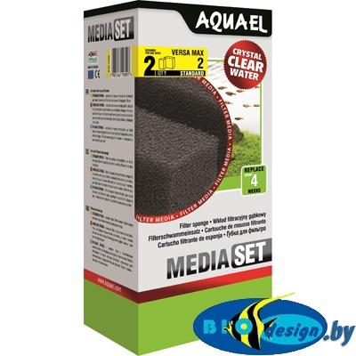 купить Комплект губок (2 шт.) для Versamax FZN2 (Aquael)