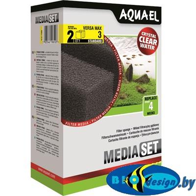 Комплект губок (2 шт.) для Versamax FZN3 (Aquael)