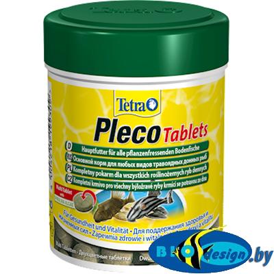купить корм для сомиков Tetra Plecco Tablets 58 табл.