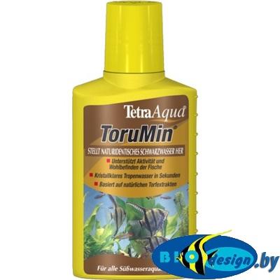 Tetra ToruMin средство для создания натуральной тропической темной воды