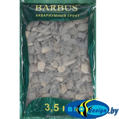 Грунт для аквариума Barbus — Феодосия 018, 20-40 мм