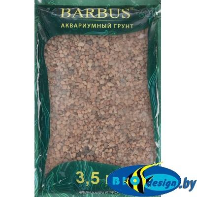 купить Грунт для аквариума Barbus - Премиум, кварц розовый, 2-4 мм