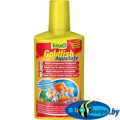 купить Tetra Aqua Safe Goldfish кондиционер для воды 250 мл