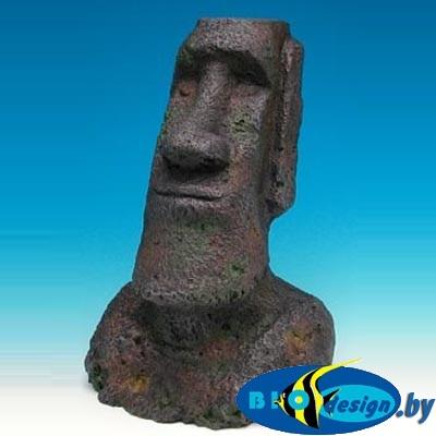 Купить декорации для аквариума: Декоративное украшение - Статуя-идол medium