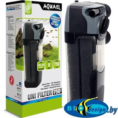 Фильтр внутренний Aquael UNI FILTER 750 купить
