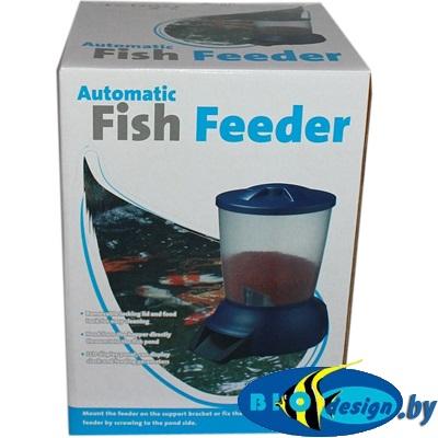 Прудовая автокормушка для рыб, 5 л (WSQ-01)