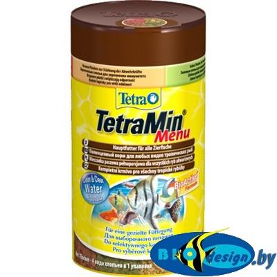 купить корм TetraMin Menu 100 мл