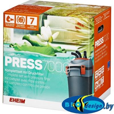 купить Прудовый проточный фильтр EHEIM PRESS 7000
