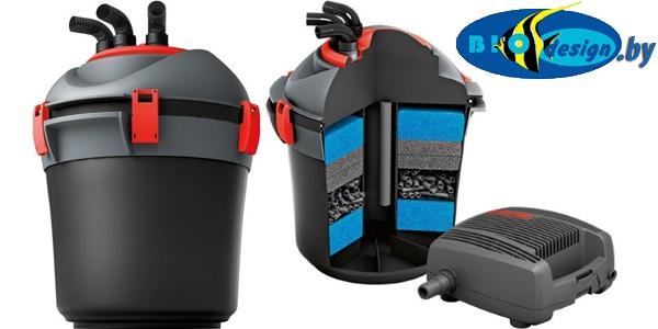 Прудовый проточный фильтр EHEIM PRESS 7000 купить