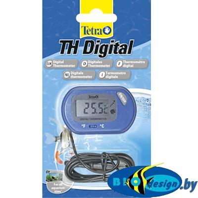 Термометр Tetra TH Digital, на присоске, электронный купить