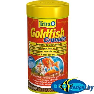 купить Tetra Goldfish Granules 100 мл - корм для золотых рыбок
