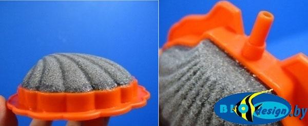 купить распылитель-ракушка в аквариум