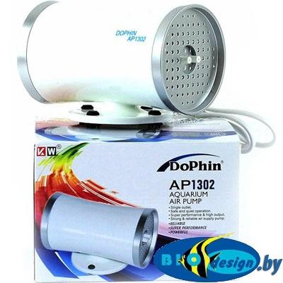 купить Компрессор бесшумный Dophin AP1302