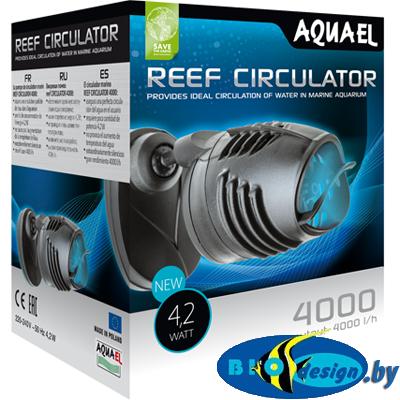 Турбинная помпа REEF CIRCULATOR 4000