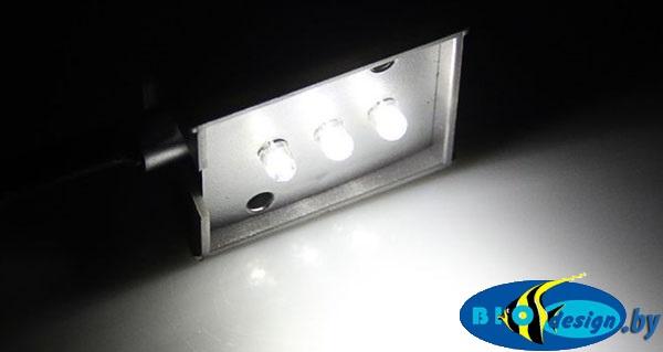 Светильник для аквариума DOPHIN 3 LED (KW)
