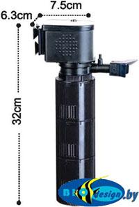 Внутренний фильтр KW Atlas AT-1200 F купить Минск