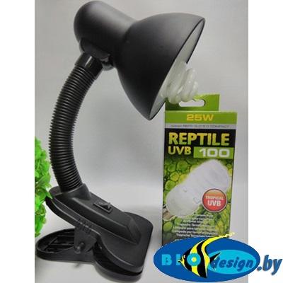 купить Лампа для террариума (излучение УФ) комплект 2