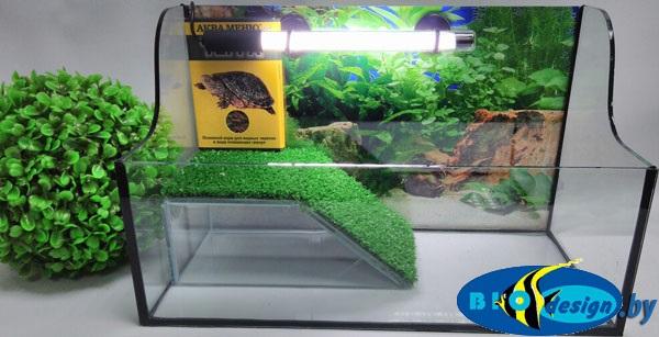 Палюдариум лайт-2 для черепах