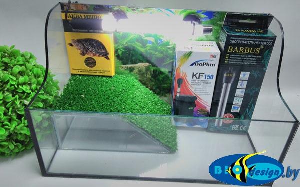 Купить палюдариум оптима для черепах (комплект)
