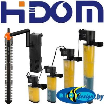 Аквариумное оборудование HiDOM