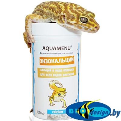Экзокальций, 100 мл функциональный корм для всех видов рептилий